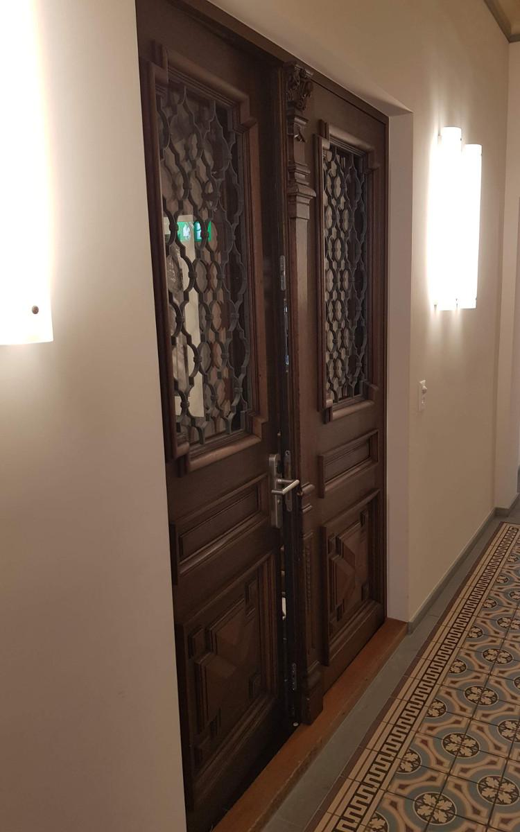 Satellite Office Entrance Door 3rd Floor