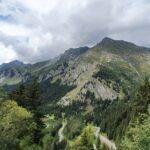 Engadine, Bergell, Bregaglia, Maloja, Passo del Maloja
