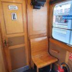 Engadine, Bernina Express, Historic Train3, Compartment1, Pontresina