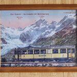 Engadine, Bernina Express, Historic Train4, Compartment Picture2, Pontresina, Alp Grüm