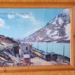Engadine, Bernina Express, Historic Train7, Compartment Picture2, Pontresina, Alp Grüm