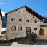 Engadine, Guarda, Schellen Ursli's house