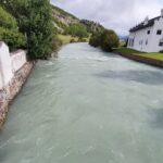 Engadine, La Punt Chamues-ch, Inn river