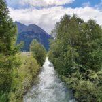 Engadine, La Punt Chamues-ch, Ova Chamuera, river