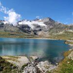 Engadine, Pontresina, Bügliet, Lago Bianco