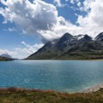 Engadine, Poschiavo, Lago Bianco