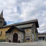 Engadine, St. Moritz, Church St. Mauritius
