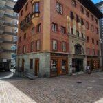 Engadine, St. Moritz, Hanselmann Confiserie