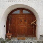 Engadine, Typical House Door