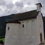 Engadine, Val Müstair, Saint John Abbey, Müstair, Chapel of the Holy Cross