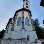 Engadine, Zuoz, Church San Luzi